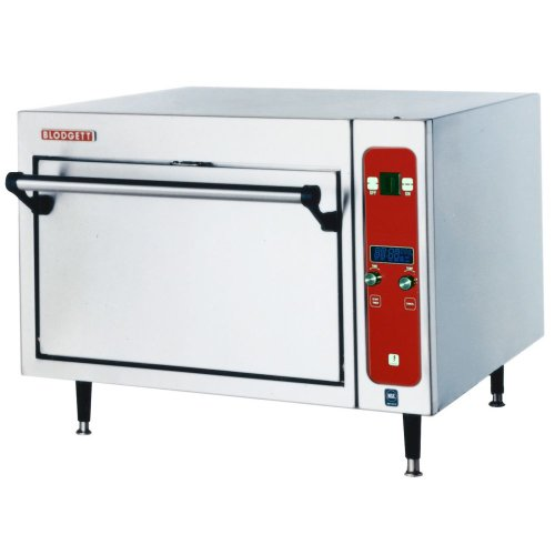 Blodgett Countertop Electric Deck Single Oven w/ 1 Base Section Blodgett Oven And Steam B0036L0WTE