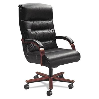 la-z-boyr-contract-horizon-collection-executive-high-back-chair-black-leather-mahogany