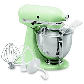 KitchenAid KSM150PSPT Artisan Series 5-Quart Mixer, Pistachio