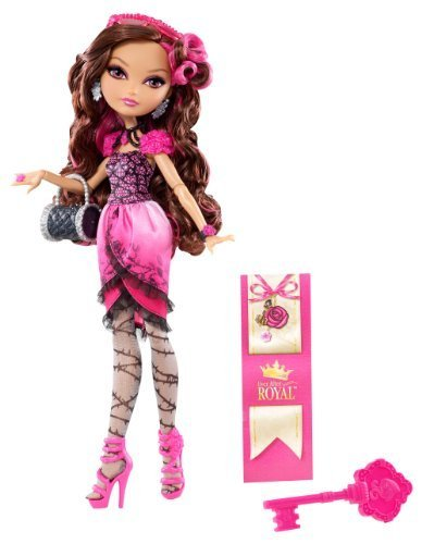 Ever After High Briar Beauty Doll by Mattel TOY (English Manual)