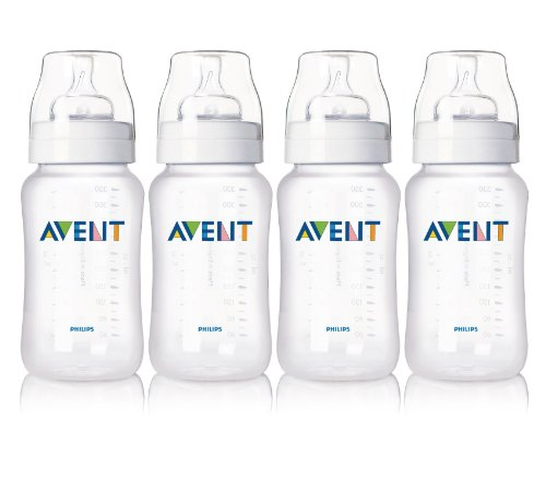 Philips Avent Classic 11 Ounce Bottle - 4 Pack