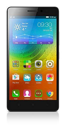 Lenovo A7000 (Onyx Black, 8GB)