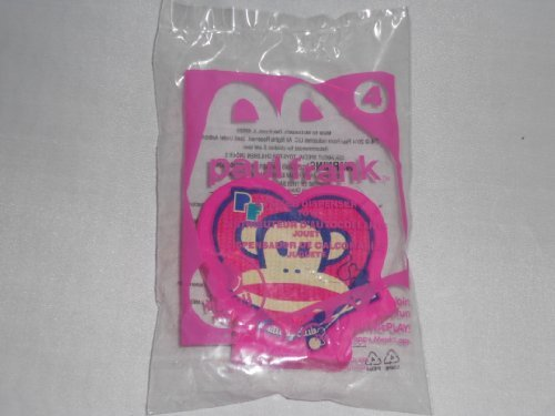McDonalds Happymeal 2014 Paul Frank #4 Sticker Dispenser - 1