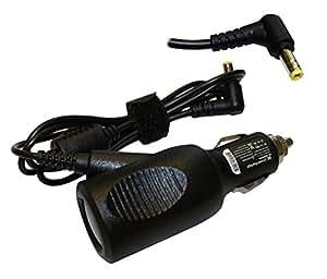 Packard Bell Dot M/U.CZ/240 Adattatore caricabatteria di alimentazione CD da auto compatibile per portatili