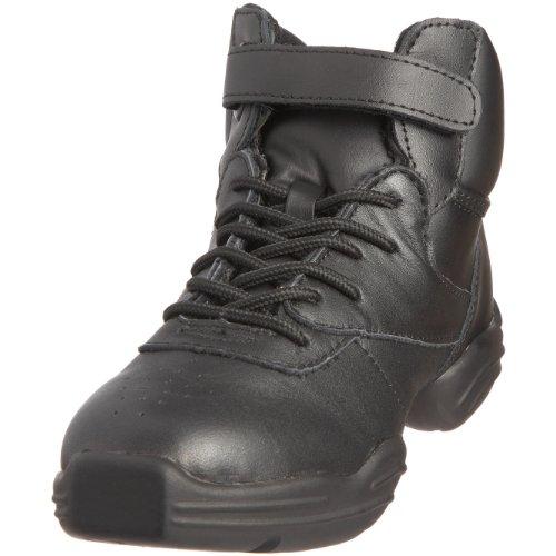 capezio-capezio-ds01-dansneaker-zapatillas-de-cuero-unisex-color-negro-talla-40