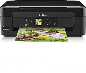 Imprimante multifonction Jet d'encre Epson Expression Home XP-312 - A4 - Noire - WiFi