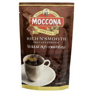 Moccona Rich N Smooth Premium Instant Coffee Doy Pack 120g