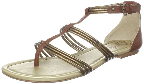 Seychelles Women's Collection T-Strap Sandal,Bronze,7 M US