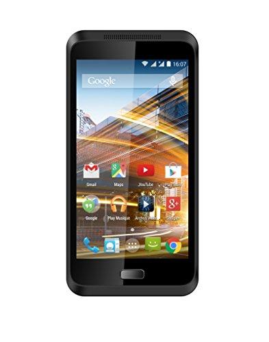 Archos 45 Neon Smartphone, Dual SIM, Nero [Italia]