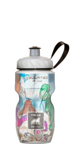 Polar Bottle Polar Thermal Insulated Bottle - 12oz., Dinosaur