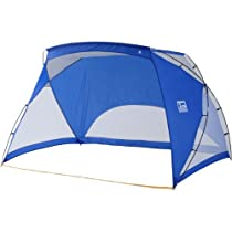 Igloo Dugout II Easy-Up Shade Canopy, Blue