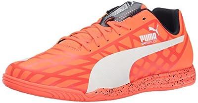 PUMA Men's Evospeedstariv Soccer Shoe