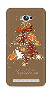 Amez designer printed 3d premium high quality back case cover for Asus Zenfone Max ZC550KL (Sweets Tree)