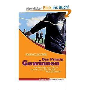 eBook Cover für  Das Prinzip Gewinnen Tun Sie alles was Sie tun k xF6 nnen und Sie werden alles erreichen