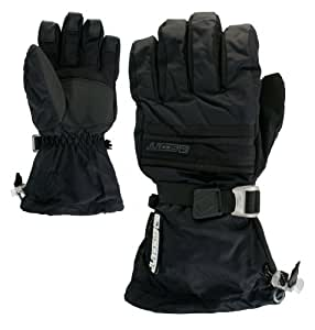 Scott Locket III Ski Gloves Black Women's Large