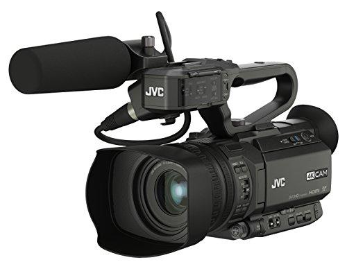 JVC GY-HM200E Camescopes Classique Zoom Optique 12 x 12.4 Mpix