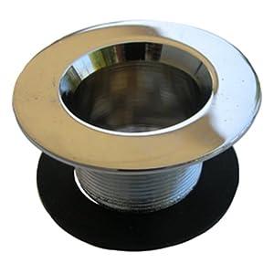 lasco 03 4997 bathtub drain chrome plated shoe strainer 1