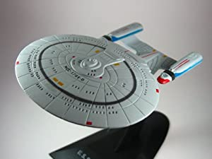 U.S.S. Enterprise-D NCC-1701Furuta Star Trek Federation Ships & Alien Ships Collection 2 Miniature Display Model