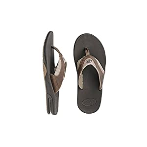 Reef Leather Fanning Supreme Brown Sandal (14)
