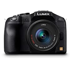Panasonic Lumix DMC-G6, 16 MP