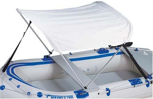 Sea Eagle Deluxe Sun/Rain Bimini Canopy  sc 1 st  INTEX rubber boats & INTEX rubber boats: Sea Eagle Deluxe Sun/Rain Bimini Canopy