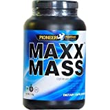 Pioneer Nutritions Maxx Mass Optimum Mass Gainer Dietary Supplement- 1 Kg