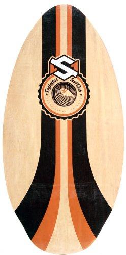 Skim One Encinitas - Tavola da Skimboard, Arancione (arancione), 105cm