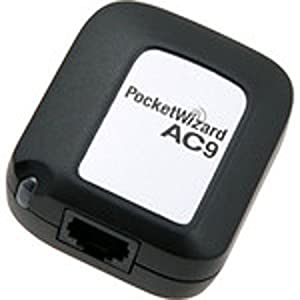 PocketWizard AC9 AlienBees Adapter for Nikon DSLR