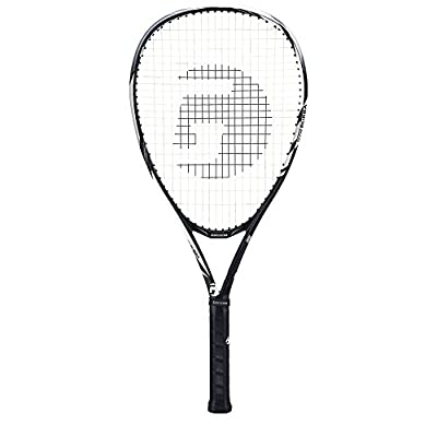 Gamma Sports RZR Bubba Tennis Racquet, 1/2-Grip Size, 4_1/2/