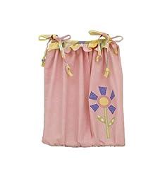 Cotton Tale Designs Spring Fling Diaper Stacker, Pink/Blue