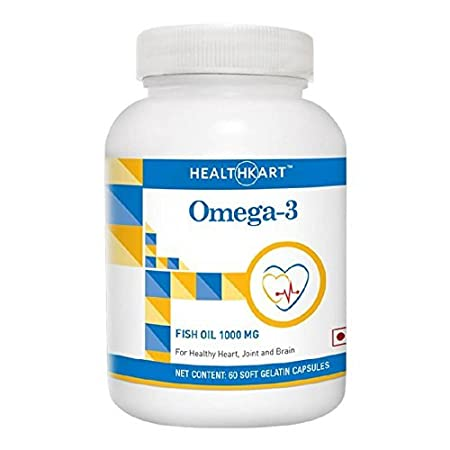 Amazon: Healthkart Omega 3 Pack of 2 @ Rs.559/-**
