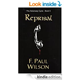Reprisal (The Adversary Cycle Book 5)