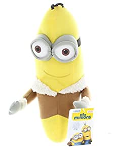 "Minions Movie Despicable Me 10"" Plush Banana, Kevin ..."