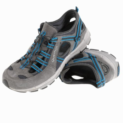 Quechua Arpenaz 300 M Shoes, 8.5 UK (Grey)