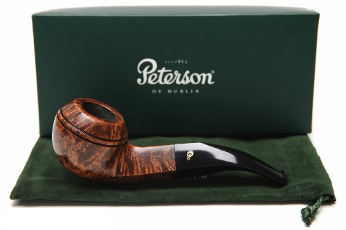 Peterson Shannon Briars 80S Fishtail Tobacco Pipe