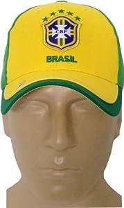 Buy World Cup Soccer Brazil Mesh Cap by Rhinox