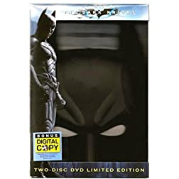 Batman: The Dark Knight (Special Edition Batman Mask Packaging & 2 DVDs)