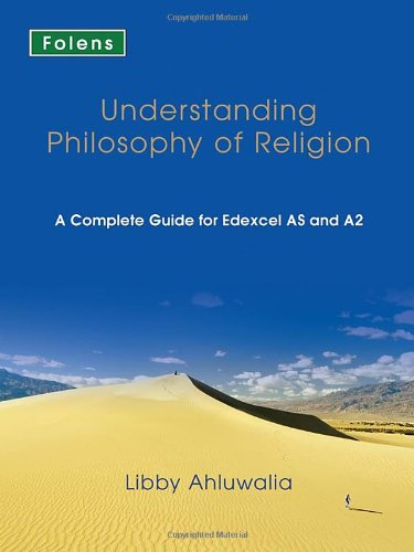 Understanding Philosophy of Religion Edexcel Text Book (A Level RE)