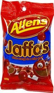 Allen's Jaffas 4.2oz