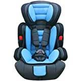 NEW BABY CHILD 3IN1 3 IN 1 CONVERTIBLE CAR SAFETY BOOSTER SEAT FOR GROUP 1/2/3 - 9 Months- 12 years 36kg BLUE