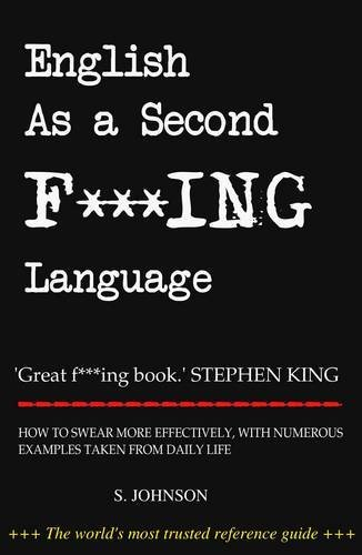 'English as a Second Fucking Language by Samuel Johnson (14-Sep-2010) Hardcover