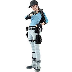 Scale Collectible Figure Jill Valentine B.S.A.A. Outfit: Toys & Games