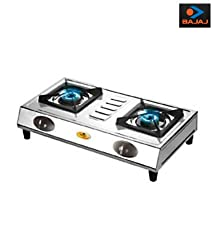 Mebelkart Bajaj Popular- E 2 Gas Stove Cooktop