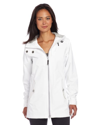 Helly Hansen Women's Ashbury Coat, White, Large