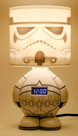 Funko Lamp Clock Speaker - Star Wars: Stormtrooper