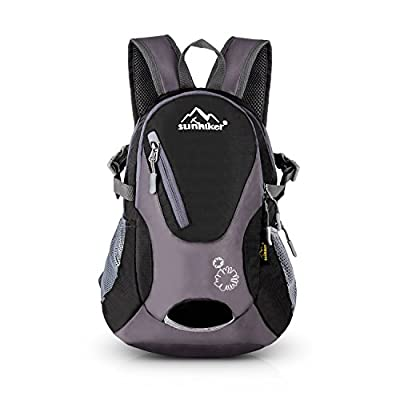 Cycling Hiking Backpack Sunhiker Water Resistant Travel Backpack Lightweight SMALL Daypack M0714