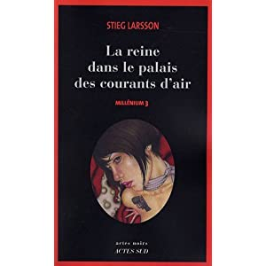 STIEG LARSON Millénium tomes 1, 2 & 3