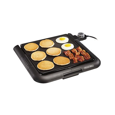 Griddle Electric front-499250