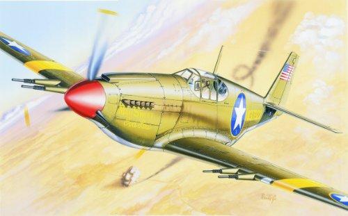 ITALERI 550090 1/72 P-51B Mustang ITAS0090 - 1