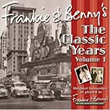 Dean Martin Nat King Cole Bobby Darin e.t.c. Frankie and Bennys The Classic Years Volume 1 Frankie and Benny's CD